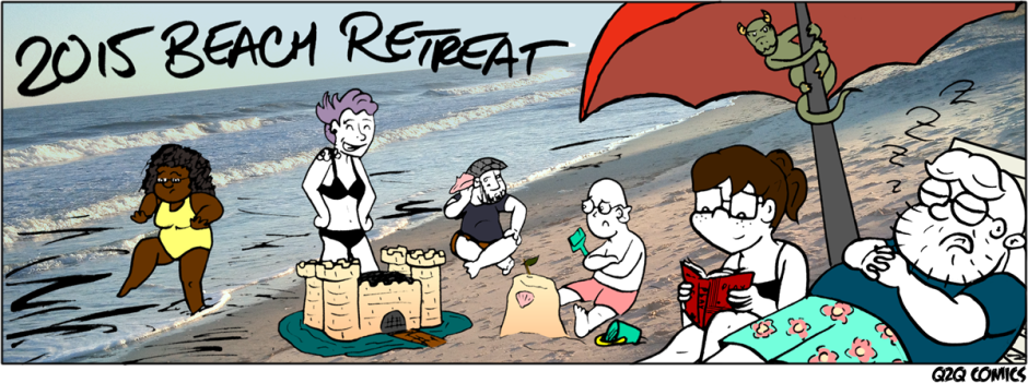 Q2Q Beach Trip