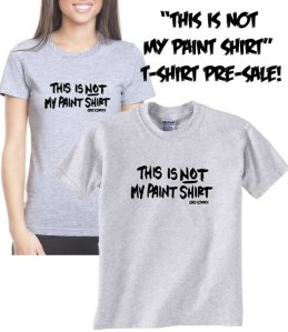 Paint Shirt Presale