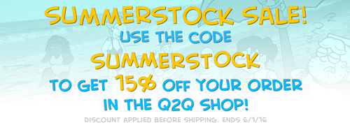 Summerstock Discount