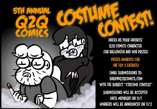 Costume Contest 2018